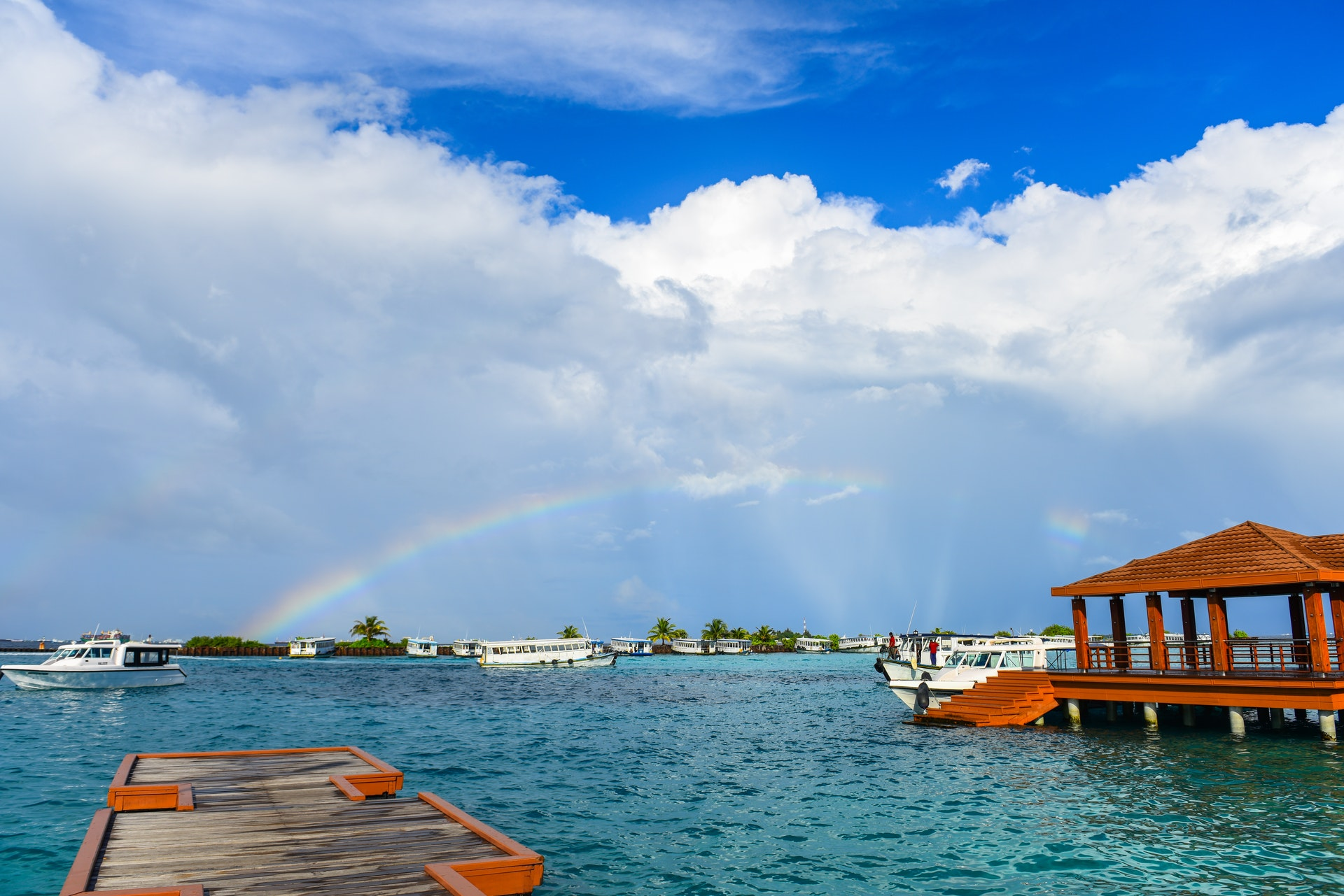 Sustainable travel in the Maldives