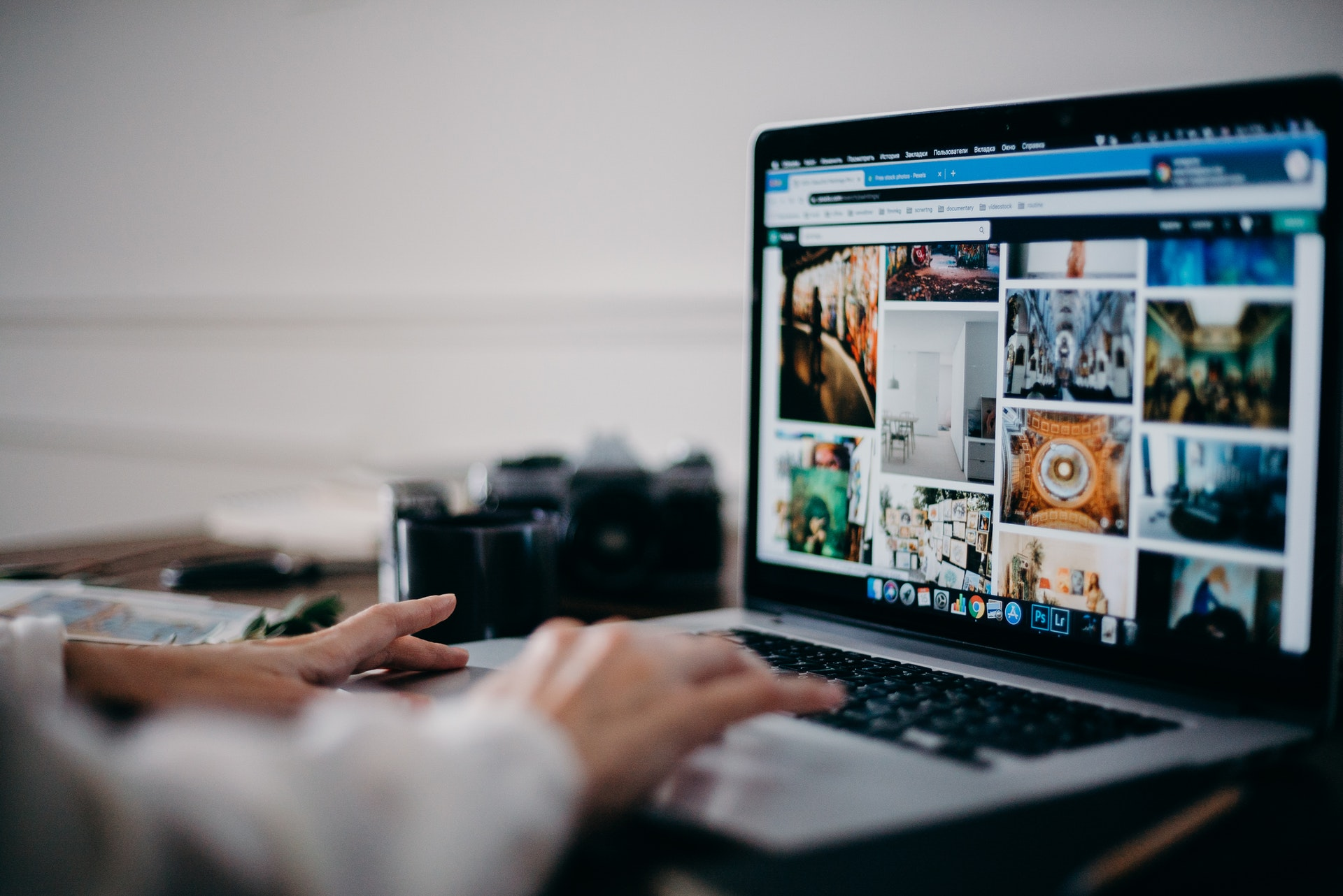 How to Prepare Photos to Share Online