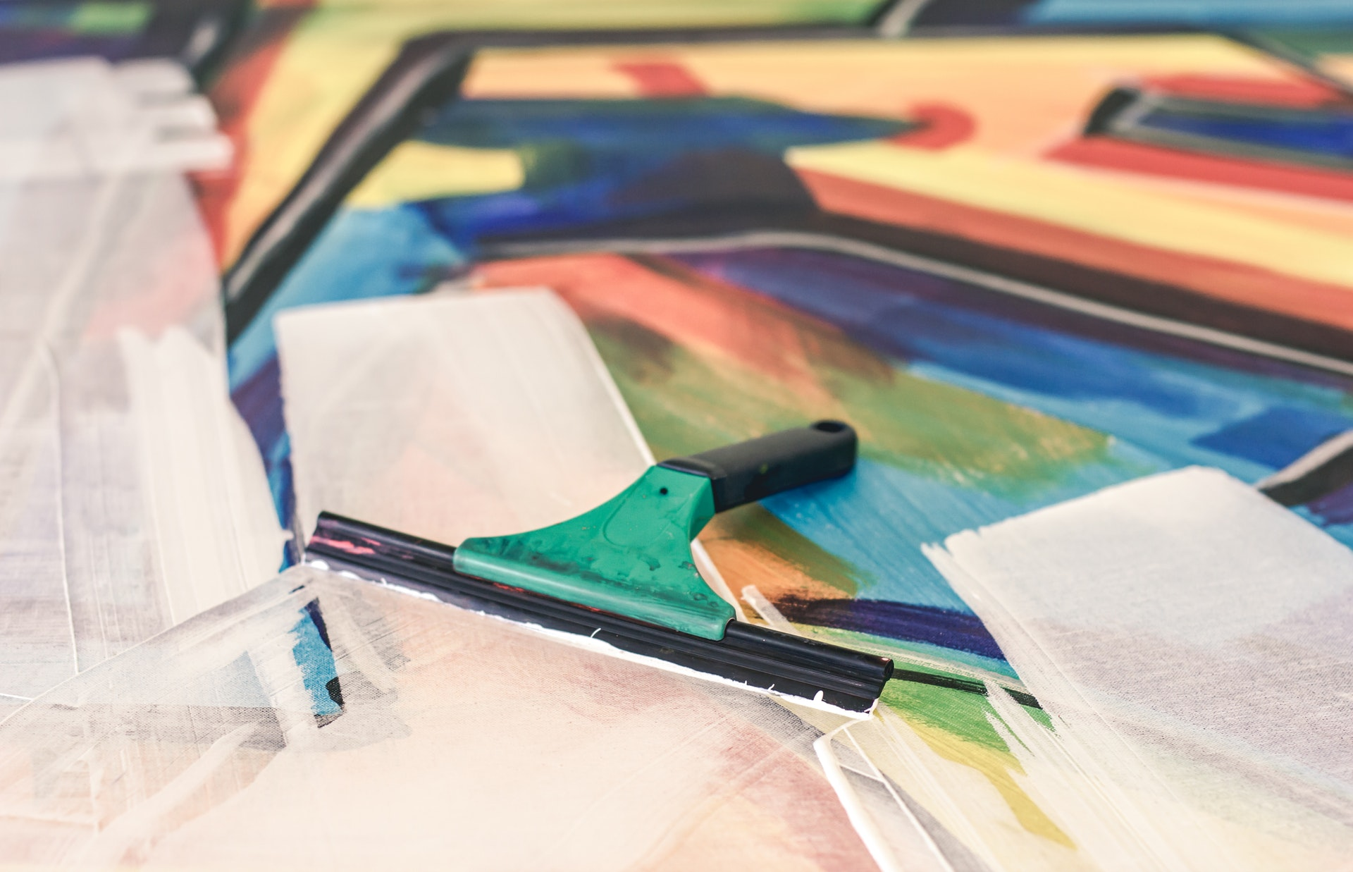 HOW TO OIL PAINTING MEDIUMS